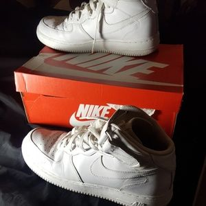 Nike Shoes - Restored Cocaine White AF1's